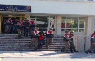 Zehir Tacirlerinden 14'ü Tutuklandı