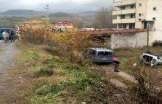 Zonguldak'ta İki Kaza!