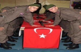Zonguldak'ta Kısa Dönemler Yemin Etti
