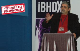 İBHDYD Başkanı Zorlu: Yeterli ilacı bulamıyoruz