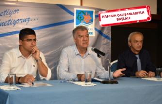 Ali Engin'den çalışanlara: Sizler benim temsilcimsiniz