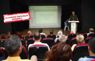 Bayraklı'da önemli panel: İzmir ve Deprem Gerçeği