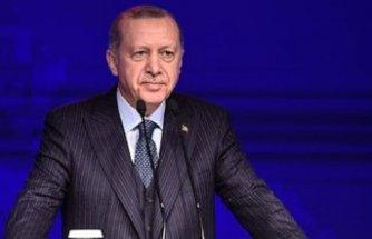 Erdoğan: Turizmde patlama yaşadık