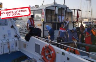 İzmir'de birer gün arayla yakalandılar