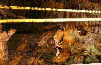 İzmir'de feci kaza: 1 ölü, 7 yaralı!