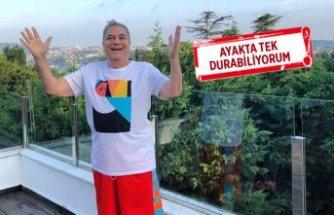 Mehmet Ali Erbil ayağa kalktı