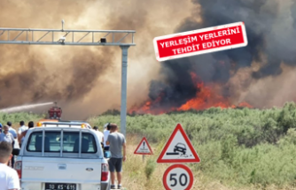 Yangınlar durdurulamıyor! Ege alev alev