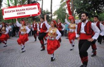 Balkan Festivali bu yıl Buca'nın ablası anısına gerçekleşecek