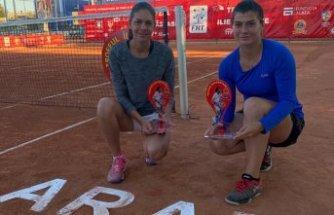 Başak Romanya'da çiftlerde şampiyon