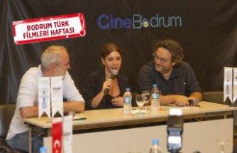 Bodrum'da yeni sezon filmlerin tanıtımları yapıldı
