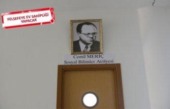 Cemil Meriç Sosyal Bilimler Atölyesi kuruldu