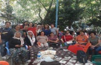 CHP'li 200 kadın Bayındır'da buluştu