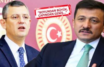 AK Partili Dağ'dan Özel'e sert yanıt