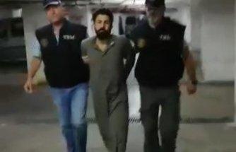 DEAŞ'ın infazcısı İzmir'de yakalandı