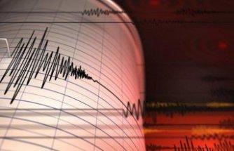 Endonezya'da büyük deprem!