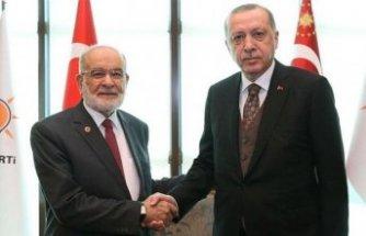 Erdoğan, beraber çalışmayı teklif etti mi?