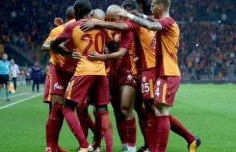 Galatasaray'ın kadrosu açıklandı