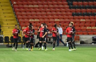 Gazişehir 3-2 Beşiktaş
