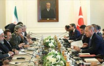 Gözler Başkent'te: Üçlü Suriye zirvesi!