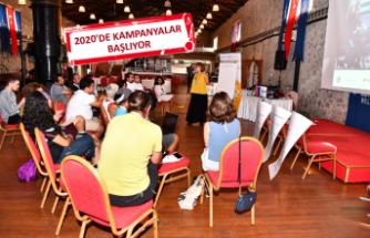 İlk toplantı İzmir'de: Haydi Türkiye Bisiklete