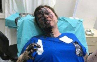 İş kadınını bu hale getirmişti: Tutuklandı