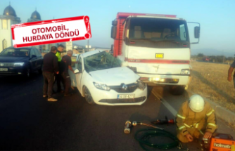 İzmir'de feci kaza: Dede öldü, torunları ve gelini yaralı