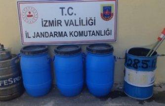 İzmir'de zehir baskını