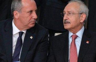 Kılıçdaroğlu'ndan İnce'nin 'Cumhurbaşkanı adayıyım' açıklamasına ilk yorum