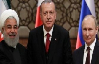 Kritik Suriye zirvesi yarın Ankara'da