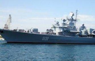 Kuzey Kore gemisi Rusya'ya ateş açtı! Rusya gemiye el koydu
