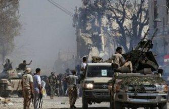 Libya duyurdu: Türkiye'ye ait 3 drone'u düşürdük