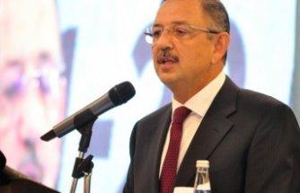 Özhaseki'den belediye başkanlarına tavsiyeler