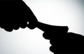 Rüşvet alan mübaşir tutuklandı