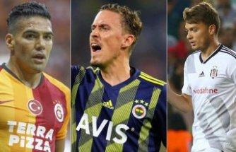 Süper Lig'in en iyi futbolcusunu açıkladılar