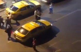 Ünlü oyuncuya saldırının görüntüleri ortaya çıktı