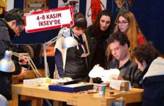 4. Uluslararası Çalgı Yapımı Atölyesi İKSEV'de