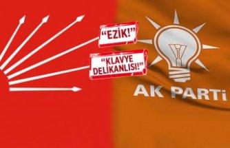 AK Parti ve CHP'nin İzmirli başkanları sosyal medyada birbirine girdi!