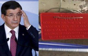AK Partili belediyeden Davutoğlu'na şok