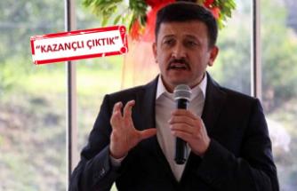 AK Partili Dağ'dan 'anlaşma' yorumu