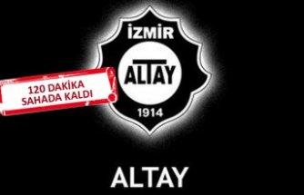 Altay'da İbrahim'e görev