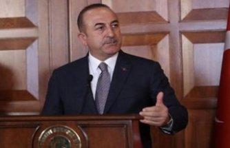 Bakan Çavuşoğlu, Azerbaycan'a gidiyor