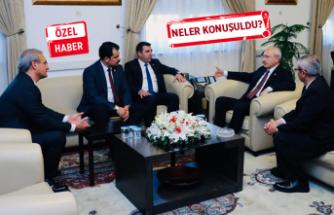 CHP'li 4 ilçe başkanından sürpriz Ankara çıkarması