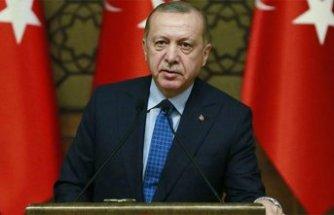 Erdoğan AKP grubunda konuşuyor: Milletvekillerini azarladı