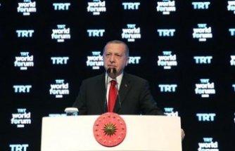 Erdoğan'dan 120 saat için kritik mesaj!