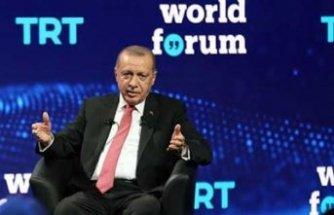 Erdoğan TRT World Forum'dan dünyaya seslenecek