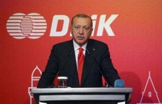 Erdoğan: Vazgeçmeyeceğiz!