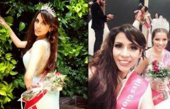 Gözaltına alınan İran güzellik kraliçesinden sığınma çağrısı: Beni öldürecekler