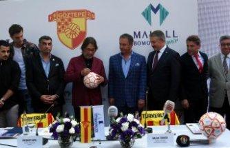 Göztepe ile Türkerler'den dev işbirliği