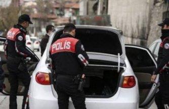 İzmir'de asayiş raporu: 1 haftada 334 kişi!