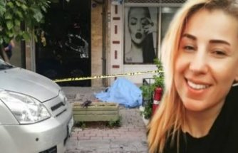 İzmir'de eski sevgili kurbanı Birgül son yolculuğuna uğurlandı